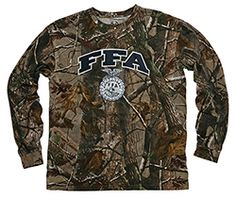 Camo Long Sleeve Tee -- National FFA Organization Online Store this is a must!