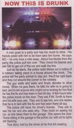 Wonder if the wife was arrested too for aiding and abetting?? LOL!!