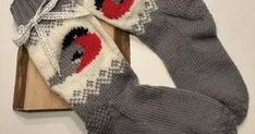 Fingerless Gloves, Arm Warmers, Christmas Stockings, Socks, Holiday Decor, Fashion, Fingerless Mittens, Stockings, Cuffs