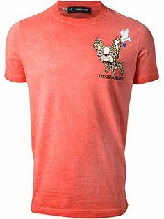 (ディースクエアード) DSQUARED2 S74GC0890 S20694 304 プリント Tシャツ 半袖 レッド (並行輸入品) RICHJUNE (XS) DSQUARED2(ディースクエアード) http://www.amazon.co.jp/dp/B011ODL4BK/ref=cm_sw_r_pi_dp_IpN3vb0HCNPBV