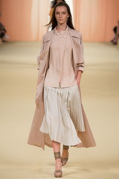 Hermes -  SPRING/SUMMER 2015 READY-TO-WEAR