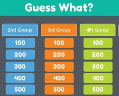 Create a fun trivia game in your project with this freebie. See it in action and learn more about how it was created in this discussion. Presentation Backgrounds, Trivia Games, Free Downloads, Action, Learning, Create, Fun, Group Action, Teaching