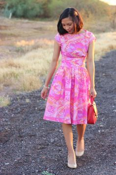 A Portrait Of Feminine Dress, Part 7 ~ Skirts and Flattering Shoes | Deep Roots at Home