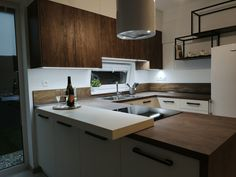 Kuchyne :: Miroslav-zan-vyroba-nabytku Kitchen Cabinets, Home Decor, Restaining Kitchen Cabinets, Homemade Home Decor, Kitchen Base Cabinets, Interior Design, Home Interiors, Decoration Home, Home Decoration