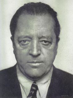 Hugo Erfurth, Ludwig Mies van der Rohe, 1934.