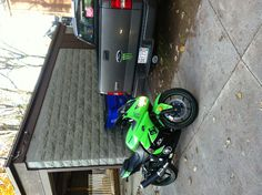 My bike @ the end of 2012 season