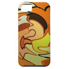 colored joy, abstract iPhone 5 cover