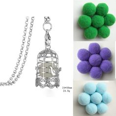 Find More Pendant Necklaces Information about Hollow Birdcage Locket Design Aroma Perfume Pom Pom Ball Vintage Aromatherapy Essential Oil Diffuser Necklace For Women,High Quality essential oil diffuser necklace,China diffuser necklace Suppliers, Cheap designer necklace from Winslet&Jean on Aliexpress.com