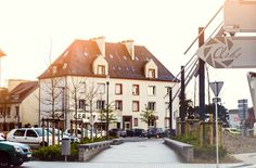 Taken in Brest France Edited in Photoshop CS6 light leaks effect :)