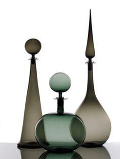 Contemporary pieces designed by LA based artist Joe Cariati