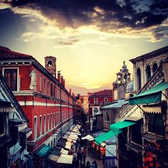 #etsy #photo by #patricia_coelho | #market #photography #pictures #italy #architecture #venice #venezia #sunset #streetphotography #travel