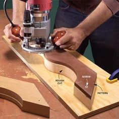 Advanced Router Techniques - Article | The Family Handyman