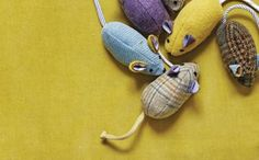 Fabrication : Jouets pour chat DIY