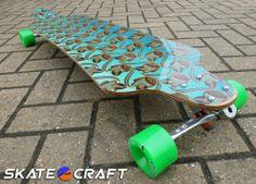 http://www.skatecraft.co.uk/vitesse.html https://www.facebook.com/SkateCraft ---------------------------------------------------- Skate-Craft Home built Custom Longboard Skateboards London customlongboard longboarding skateart diyskate longboardgirlscrew