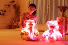 plush-luminous-glow-cartoon-teddy-toy-bear