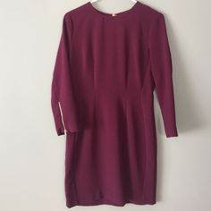 New Dress :-- COLOR : Red Wine Never worn / new // NO TRADES.. True to size Forever 21 Dresses