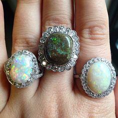 Antique Opals | Collectors Weekly