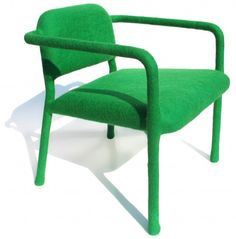 Studio Bertjan Pot » Blog Archive » Seamless Chair | 2005 (material: felt)