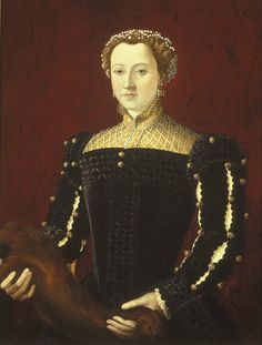 Portrait of a Lady Artist: Bronzino, Agnolo (school of) Object Date: 1523 - 1572 Medium: Oil on mounted panel Samek Art Gallery