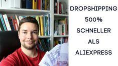 Ich habe eine Alternative für Shopify Dropshipping deutsch bzw. nach Deutschland gefunden die 500% schneller ist als Aliexpress = zufriedenerer Kunden!