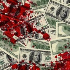 HOW CLEAN IS THAT MONEY? Is your Church built on Blood Money? ...or do you even care as long as the money is coming in? - Black Folk Hot Spots Online #BlackBusiness Community