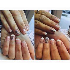 #manikyr #neglforlengelse #negler #gelpolish #manicure #nailextensions #nails #nailsart #jolantafrisor Gel Polish, Nail Art, Nails, Beauty, Finger Nails, Ongles, Gel Nail Varnish, Nail Arts, Beauty Illustration