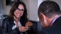 Julia Louis-Dreyfus: I'll Go If I Don't Have To Talk - Comedians In Cars Getting Coffee by Jerry Seinfeld