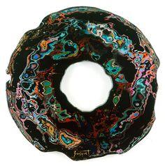 jean-pierre bousquet Bousquet, Artsy Fartsy, Jeans, Blues, Plate, Pottery, Ceramics, Pillows, Color
