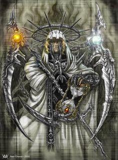 chronos god of time - Google Search