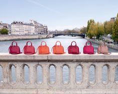Louis Vuitton's Colorful Mini's....Meow!