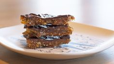 coconut, corn flakes and peanut butter candy