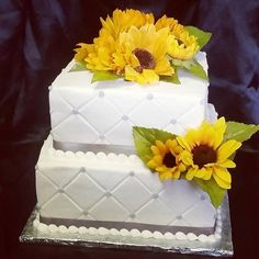 Wedding Cake Gallery - Van Hemert's Dutch Oven Bakery