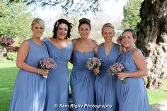 Bridesmaids bouquets Bridesmaid Bouquet, Bridal Bouquets, Wedding Bridesmaids, Bridesmaid Dresses, Wedding Dresses, Bride Groom, Wedding Flowers, Photography, Fashion