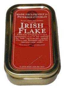 blend peterson irish flake
