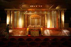 The Hindu Wedding mandap