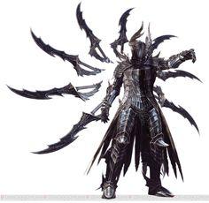 Black Knight /Dragon's Dogma Online /『DDON』