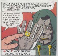 Special Herbs, Vol. 1 MF Doom