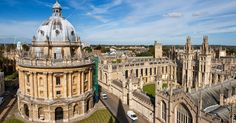 Roteiro de 2 dias em Oxford #viajar #londres #inglaterra
