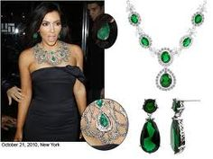 PICTURE BUGS: Kim K. Buys Taylor Jewels