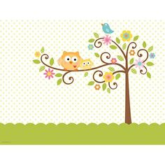 Happi Tree Table Cover - Baby Shower Party Supplies Online India