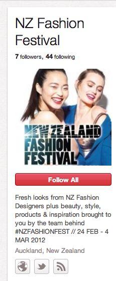 NZ Fashion Festival