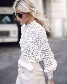 Victorian Shirts Street Style Outfits3 Más