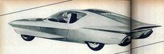 Buick Century Cruiser (1964 GM Firebird IV concept)