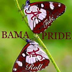 Bama Pride....Roll Tide
