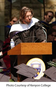 """David Foster Wallace 2005 Kenyon College commencement speech - """"I wish you way more than luck"""" Graduation Speech, Graduation Photos, College Graduation, This Is Water, Comparative Literature, David Foster Wallace, University Professor, Life Learning, Creative Writing"""