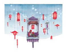 Winter by JourneyTrilogy on Etsy