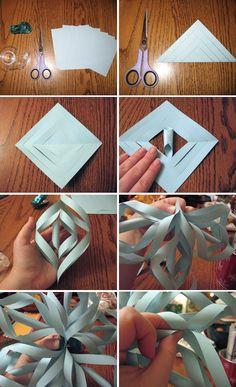 3D papierove vlocky 12