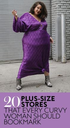Here's your ultimate shopping guide.#plussize #plussizeclothing #clothing #fashion Plus Size Stores, Stylish Plus, What To Wear, Curvy, Street Style, Style Inspiration, Clothing, Baskets, Diy Crafts