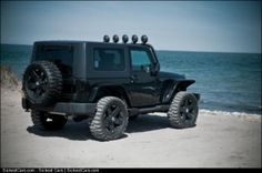 2008 Jeep Wrangler Rubicon Custom - http://sickestcars.com/2013/06/09/2008-jeep-wrangler-rubicon-custom/