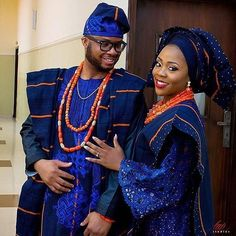 Loving the dark-rich colors!pic via @evented_ #bride #groom #richcolors #beads #tradlook #instapost
